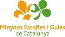 Logotip de Minyons Escoltes i Guies de Catalunya (MEG)
