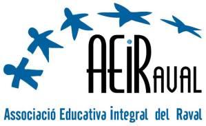 Logotip de l'Associació Educativa Integral del Raval (AEIRaval)